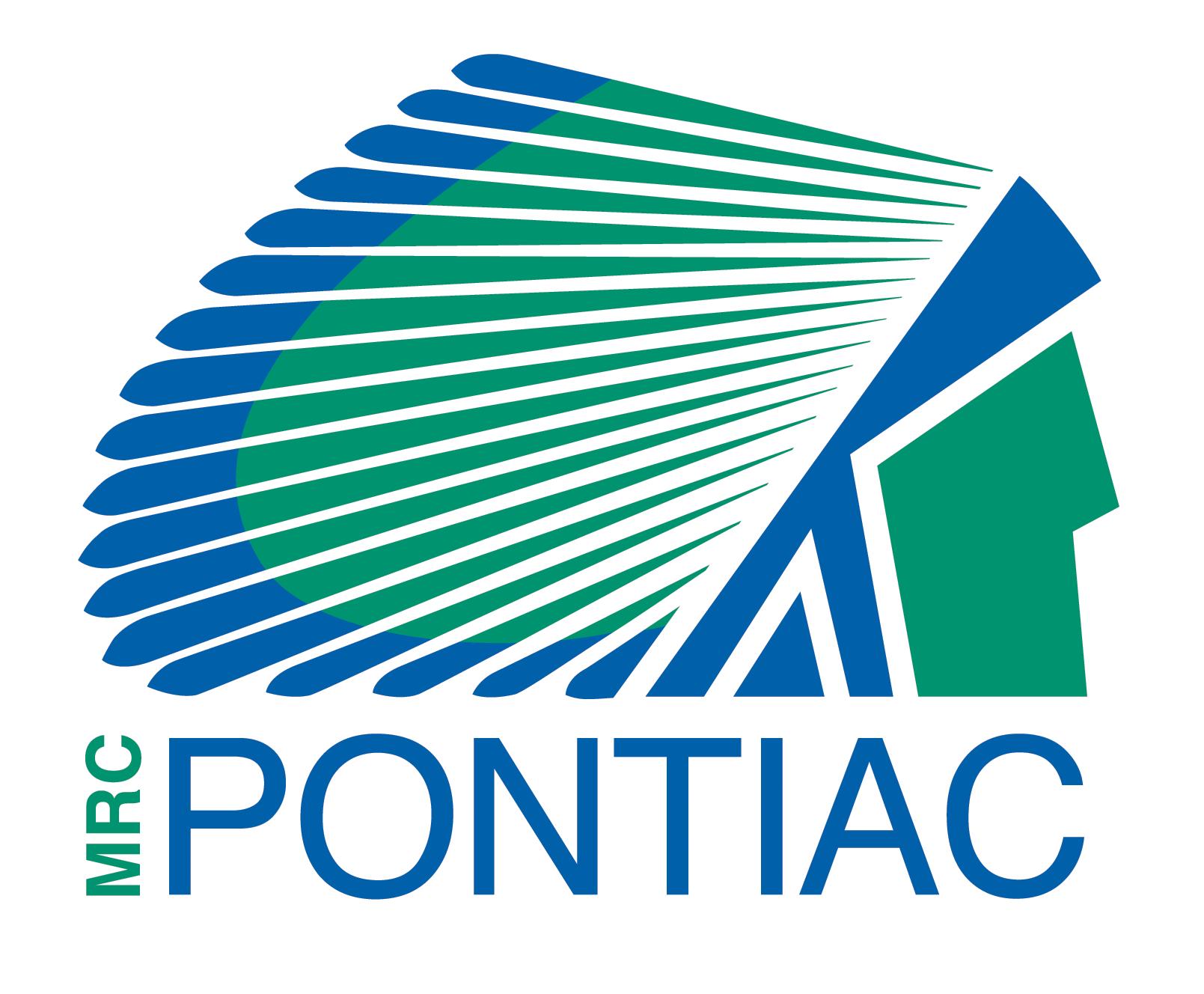 Logo de la MRC de la Pontiac